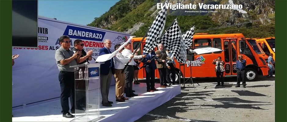 renovación del parque vehicular
