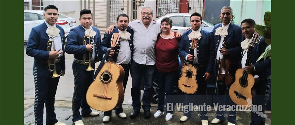 El Mariachi Sonidos de México de Orizaba