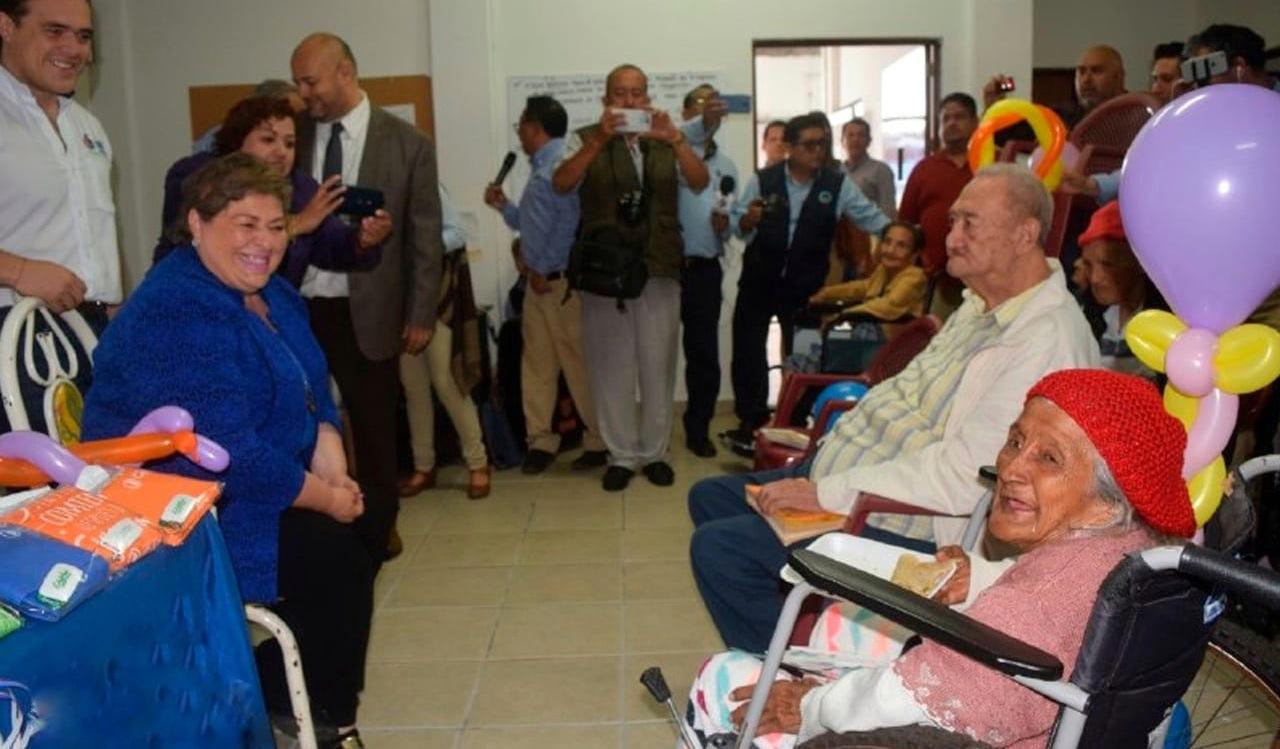 Despiden en Córdoba a una de las abuelitas más lonjevas del estado de Veracruz