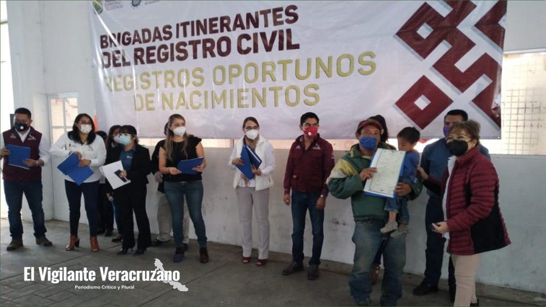 Segunda Jornada Itinerante del Registro Civil en La Perla