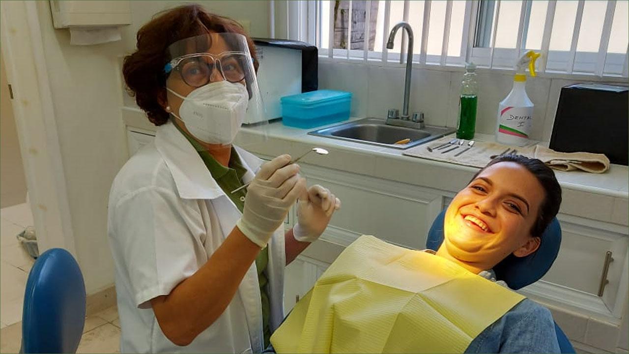 Servicios de odontología