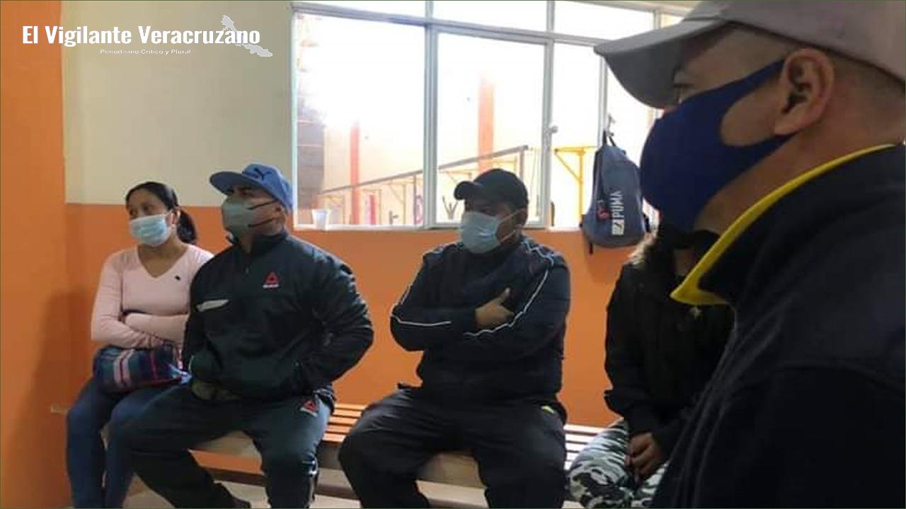 Instalan en Zongolica, el comité de boxeo
