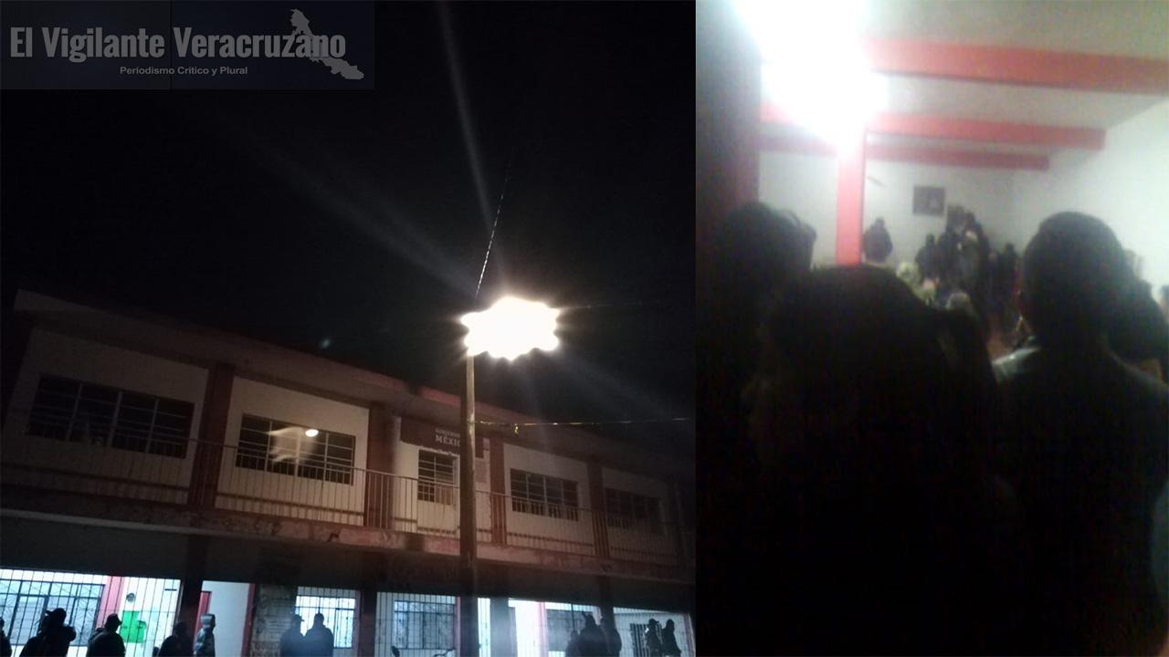 Habitantes de Balastrera se hacen cargo de la seguridad en su congregación