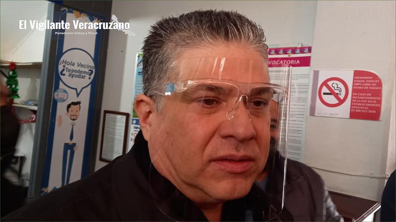 Hugo Gutiérrez Maldonado, Secretario de Seguridad Pública en el estado de Veracruz