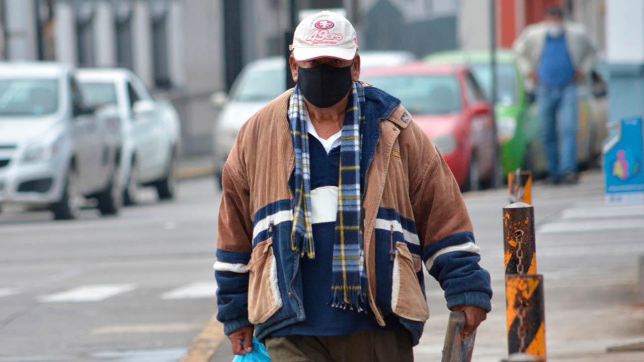 Llama Dif de Córdoba a la ciudadanía, a no bajar la guardia ante las bajas temperaturas