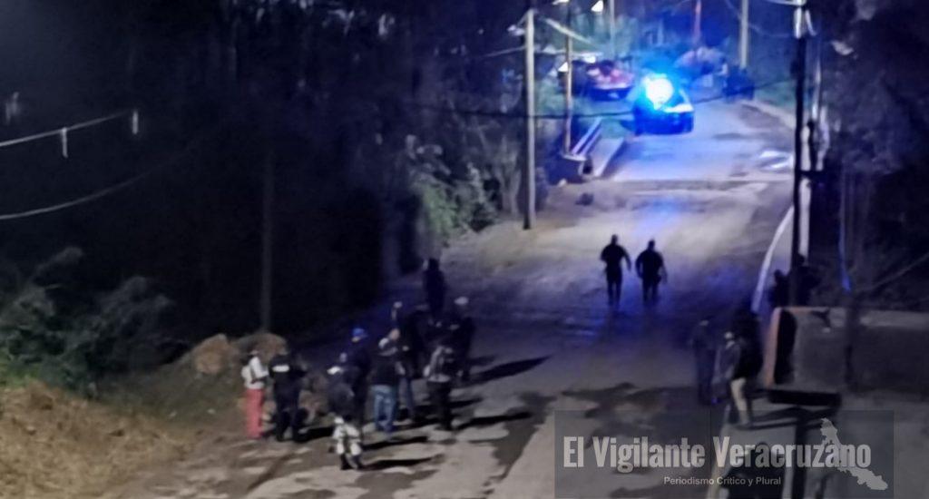 Ejecutan a dos hombres en San Cristóbal, municipio de Huiloapan
