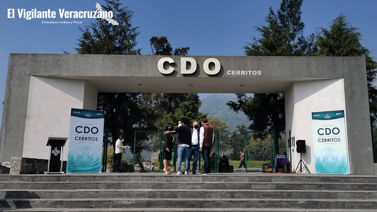 Complejo Deportivo Cerritos Orizaba