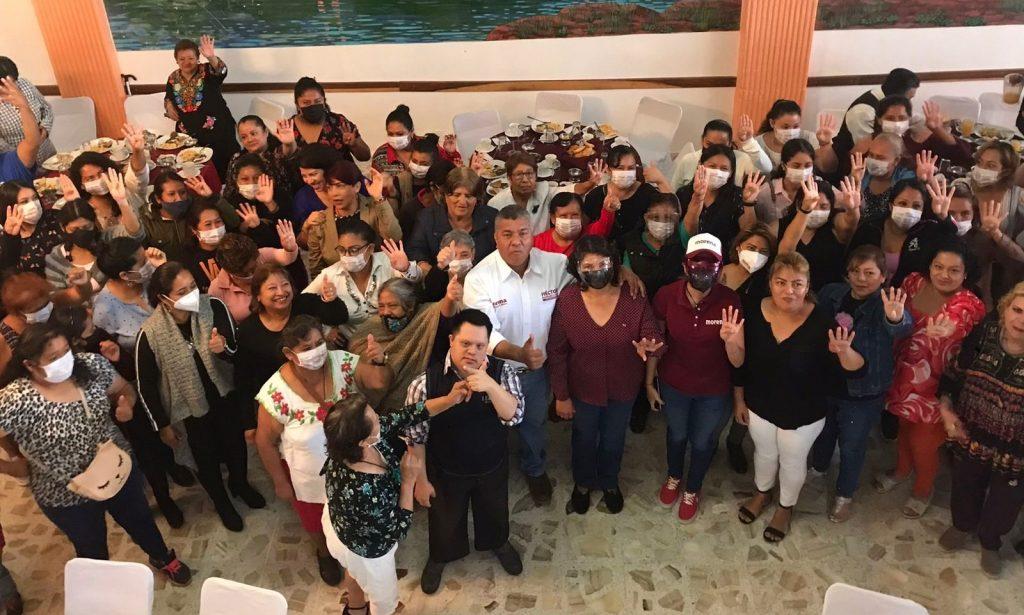 Héctor Rodríguez Cortés gestionará empresas para mujeres
