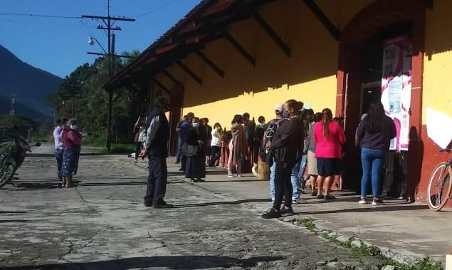 Cierran módulo del INE en Nogales