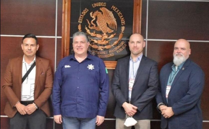 Tendrá Veracruz cooperación bilateral en materia de seguridad con EEUU