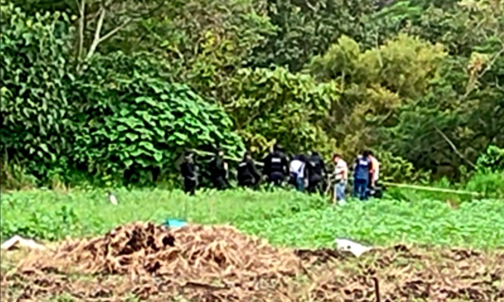 Desaparecido en Tlilapan es hallado asesinado en Rafael Delgado